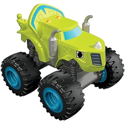 Fisher-Price Nickelodeon Blaze & the Monster Machines, Zeg: Toys & Games