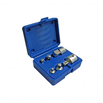 Steckschlüssel Satz Ratschen Adapter Nuss Set 1//4 3//8 1//2 3//4 Zoll Werkzeug Kfz