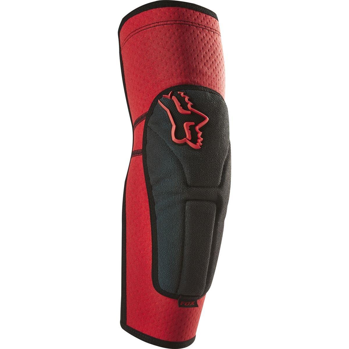 Fox Racing Launch Enduro MTB Cycling Elbow Pad (Red, Small)