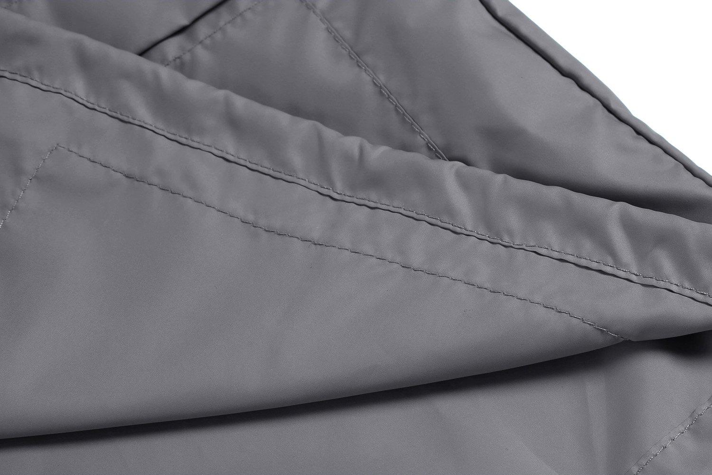 Beyove Women's Lightweight Rain Jacket Active Outdoor Waterproof Packable Hooded Raincoat by Beyove (Image #5)