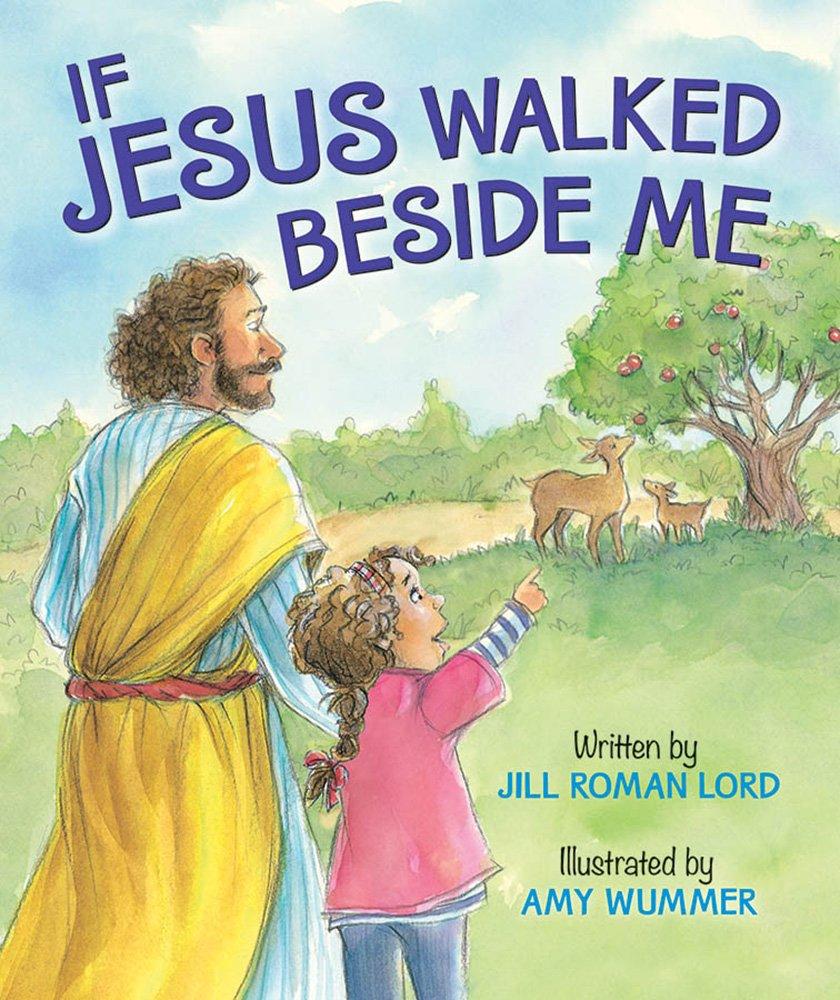 If Jesus Walked Beside Me pdf
