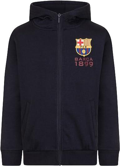 FC Barcelone officiel Doudoune matelassée thème football