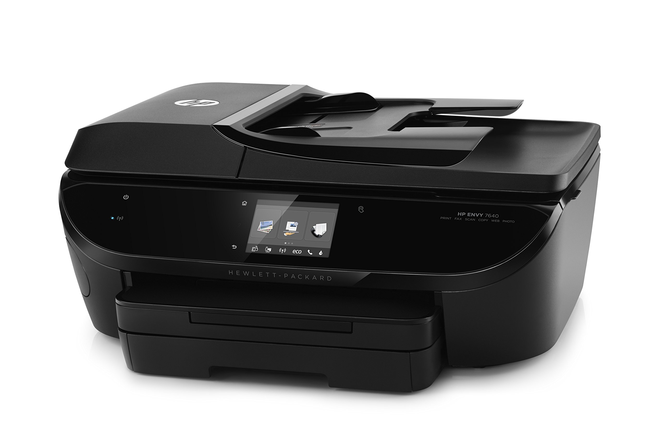 HP Envy 7640 Wireless All-in-One Photo Printer with Mobile Printing, Instant Ink ready (E4W43A) by HP (Image #2)