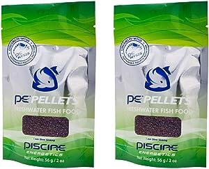 Piscine Energetics PE Pellets Freshwater Fish Food (4 oz)