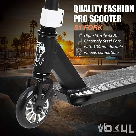 Vokul S1 Pro Stunt Scooter - Patinete Completo para niños de ...