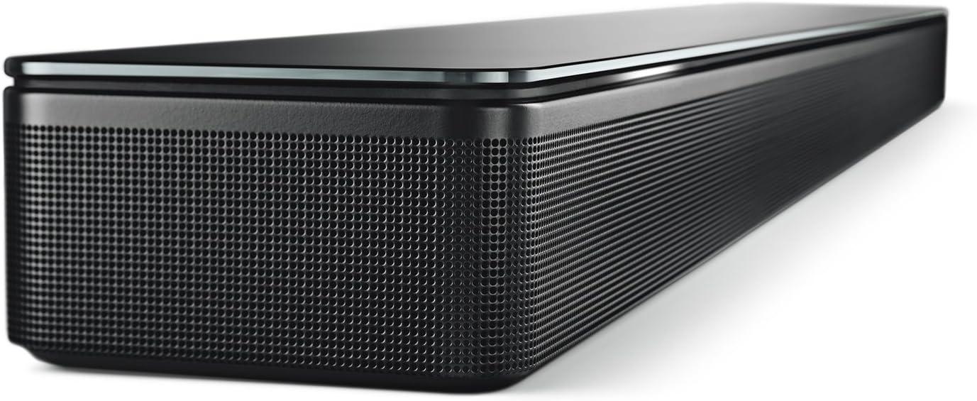 Bose Soundbar 700 Barre de son avec Alexa d'Amazon intégrée - Noir