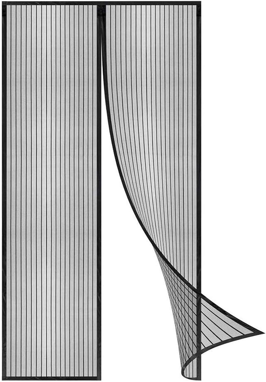 76x98inch Venccl Magnet Fliegengitter T/üR Terrassent/ür Insektenschutz Verschiedene Gr/ö/ßen Balkont/ür Terrassent/ür -schwarz||19x250cm Moskitonetz Magnetverschluss Magnetvorhang H/äNde Frei