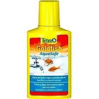 Tetra Goldfish AquaSafe 100 ml - Agua del grifo segura para los peces