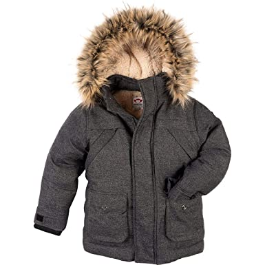 93741b32c Amazon.com  Appaman Kids Mens Denali Down Coat (Toddler Little Kids ...