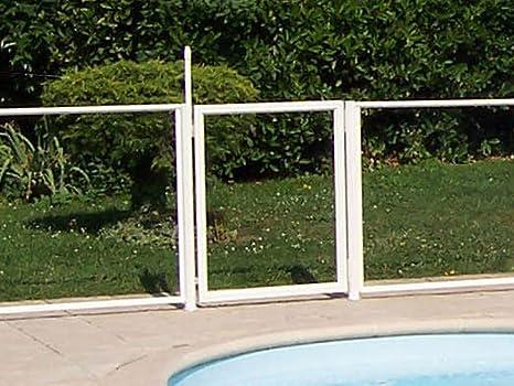 Chalet et jardin 24MODULEPORTILLON Barrière de Protection ...