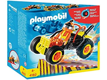 Jaune Transformable PiloteVoiture Playmobil Playmobil 4182 8mnO0vwN