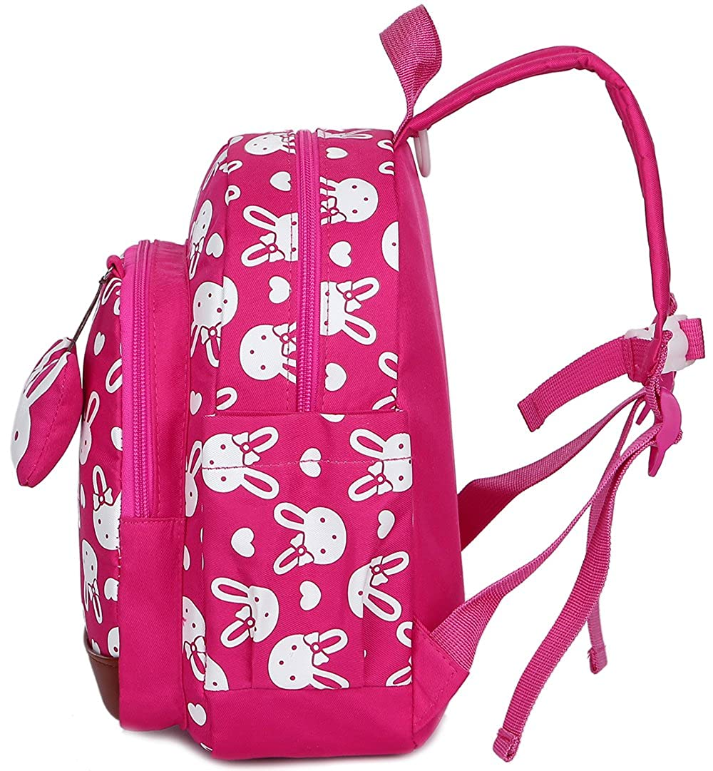 Amazon.com | Kid Toddler Backpack Rabbit Boy Preschool with Safaty Harness Animal Bookbag | Kids Backpacks