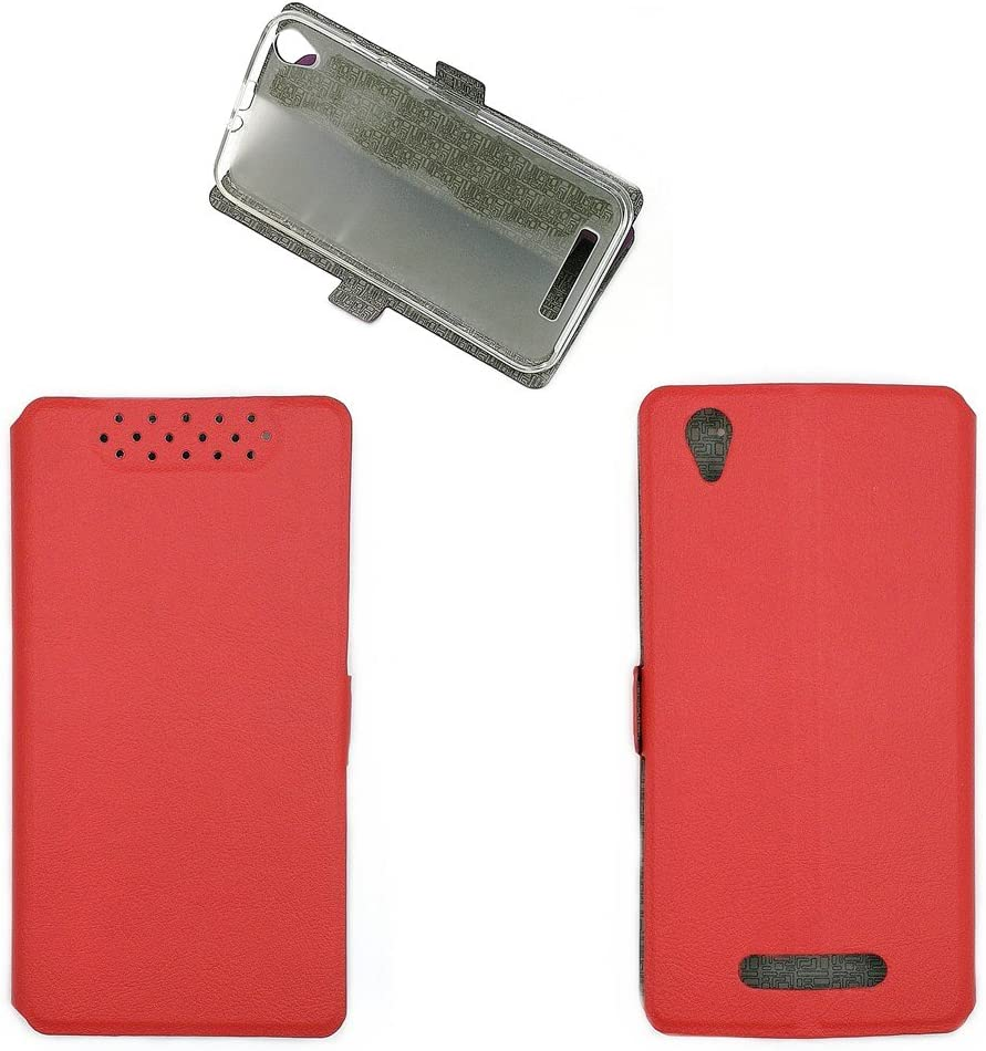 Case for Acer Liquid Z630 Case Cover Red