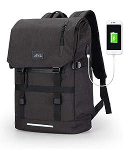 Mark Ryden® Mochilas Portatil Multifuncional Ordenador Portátil Resistente al Agua con…