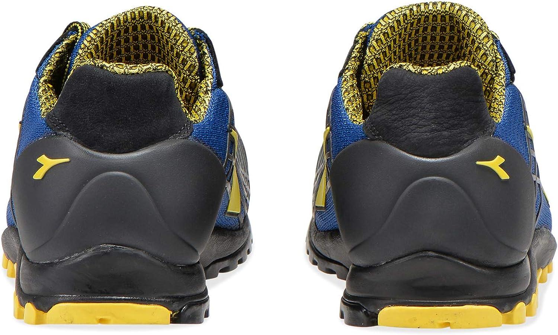 Utility Diadora Chaussures de Travail Basses Beat II Text Low S1P HRO SRC pour Homme et Femme