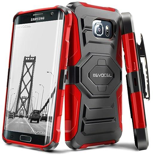 1 opinioni per Evocel® Galaxy S7 Edge New Generation [] e robusta per con Cover a doppio