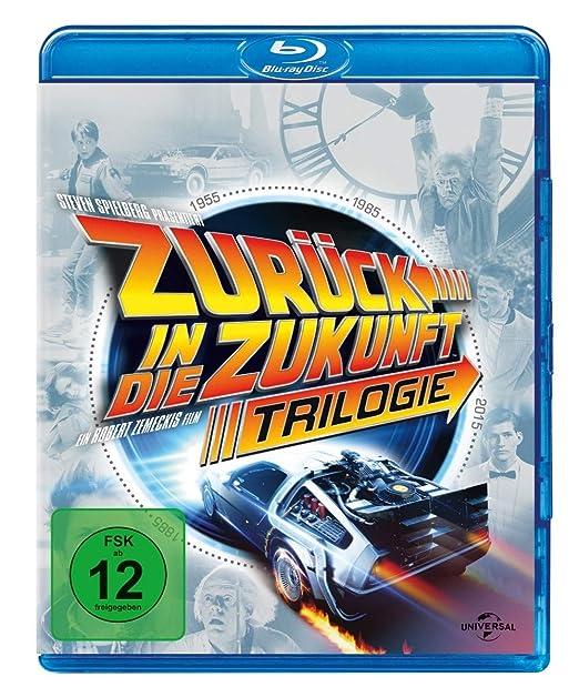 Zurück in die Zukunft Trilogie - Blu Ray