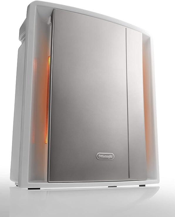 DeLonghi AC230 - Purificador de aire, 80 W, 255 m³/h, 50 dB, 3 ...