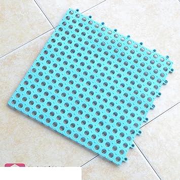 QT Teppichboden Mosaik-badezimmer-matte,Joker Dusche Matten,Küche ...