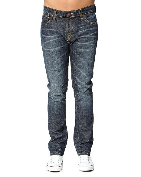 Amazon.com: Nudie - Pantalones vaqueros para hombre: Clothing