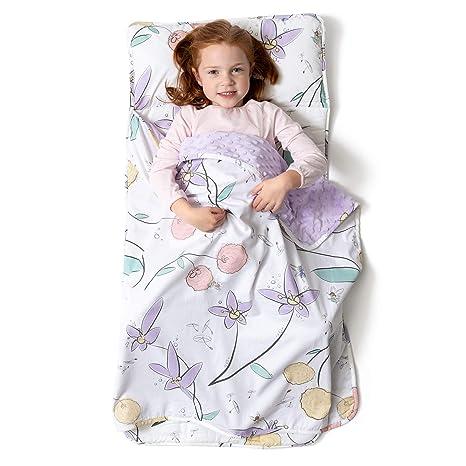 Amazon.com: JumpOff Jo – Alfombrilla para siesta de bebé de ...