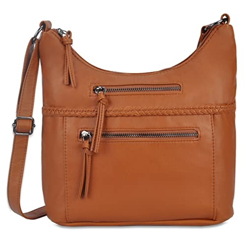 86138ab87d Amazon.com  AnnLight Crossbody Bags for Women
