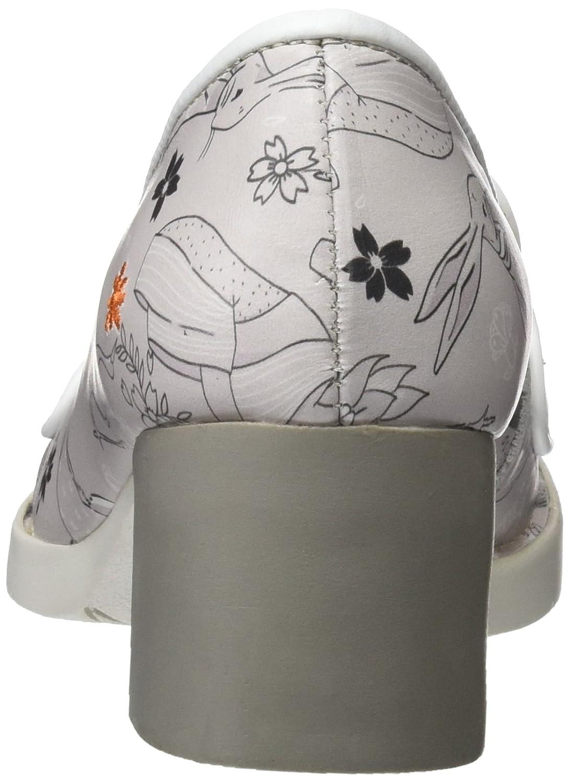 E29481f 0079f Zapatos Varios Con 14136 De Fantasy Cerrada Punta Colores Tacón sakura Para Mujer Bristol Art fqSww