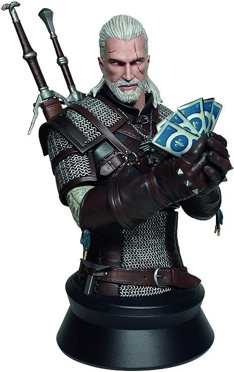 Dark Horse Comics The Witcher Geralt de Rivia Busto, Multicolor ...