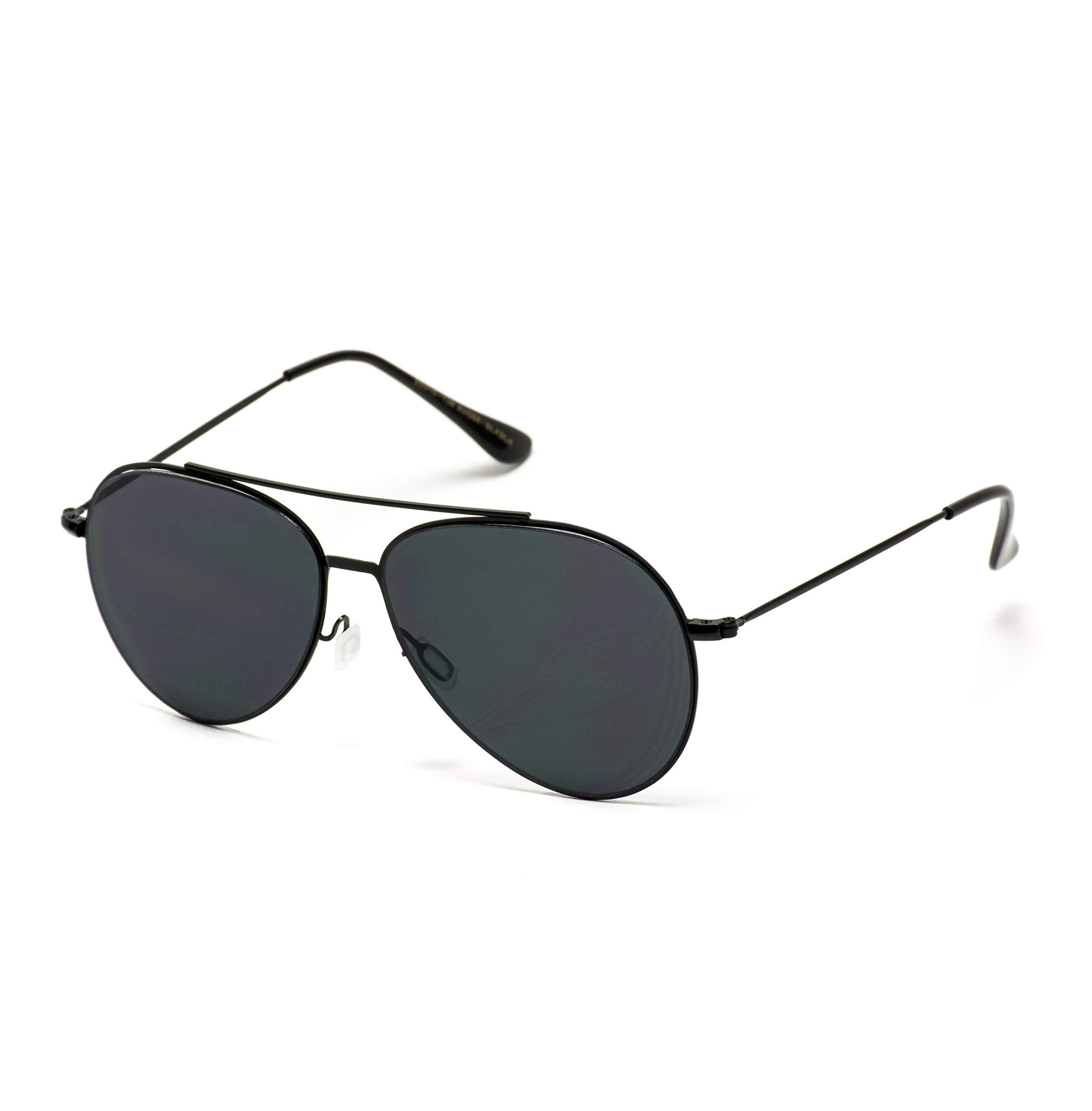 WearMe Pro - Modern Metal Frame Aviator Sunglasses by WearMe Pro