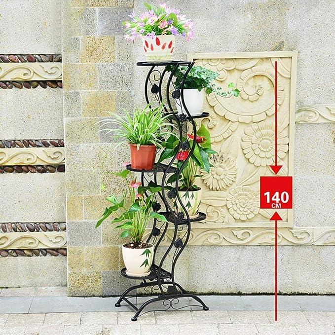 Puesto de plantas Soporte de flores de planta independiente ...