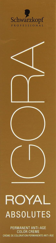 Schwarzkopf Igora Royal Absolutes Tinte Capilar 8 50-60 gr