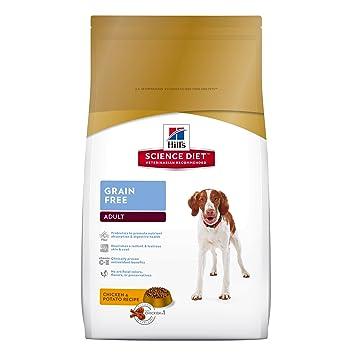 Amazon Hills Science Diet Adult Grain Free Dog Food Chicken