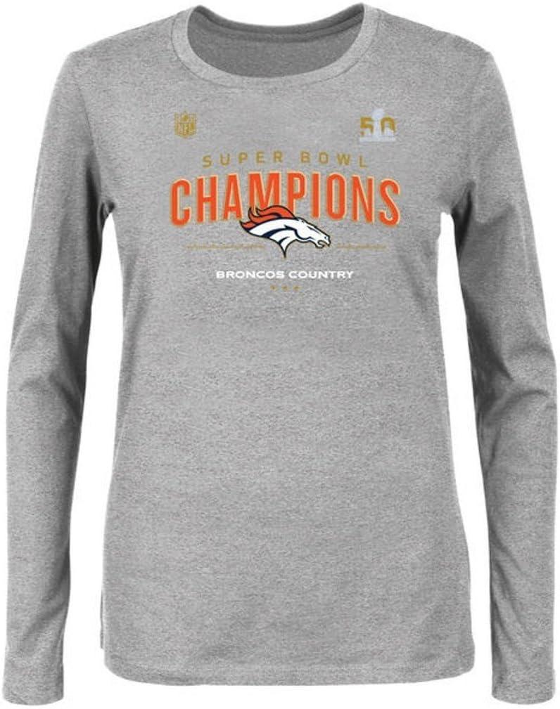 Denver Broncos NFL Womens Long Sleeve