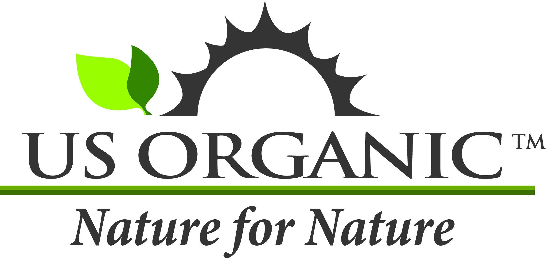 US Organic Moroccan Argan Oil, USDA Certified Organic,100% Pure & Natural, Cold Pressed Virgin, Unrefined, Origin_Morocco (1 Gallon (128 oz)) by US Organic (Image #5)