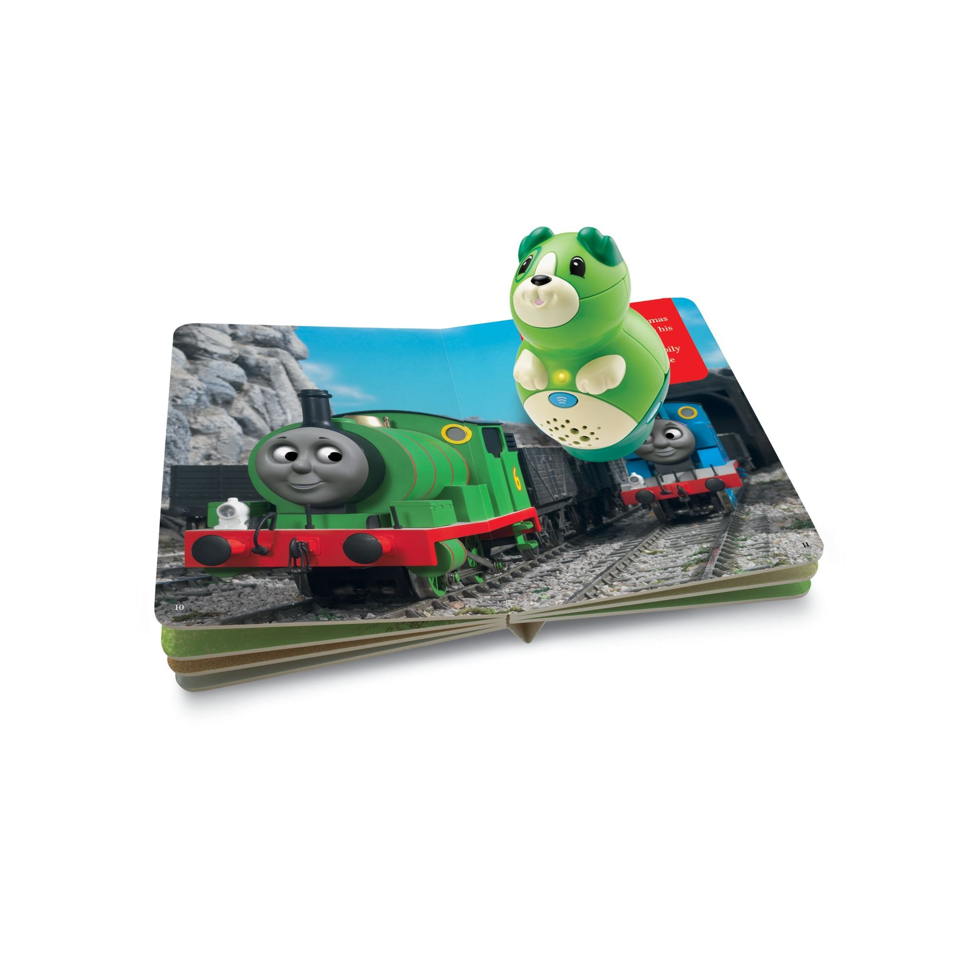 LeapFrog LeapReader Junior Book: Thomas & Friends: Best Friends (works with Tag Junior) by LeapFrog (Image #2)
