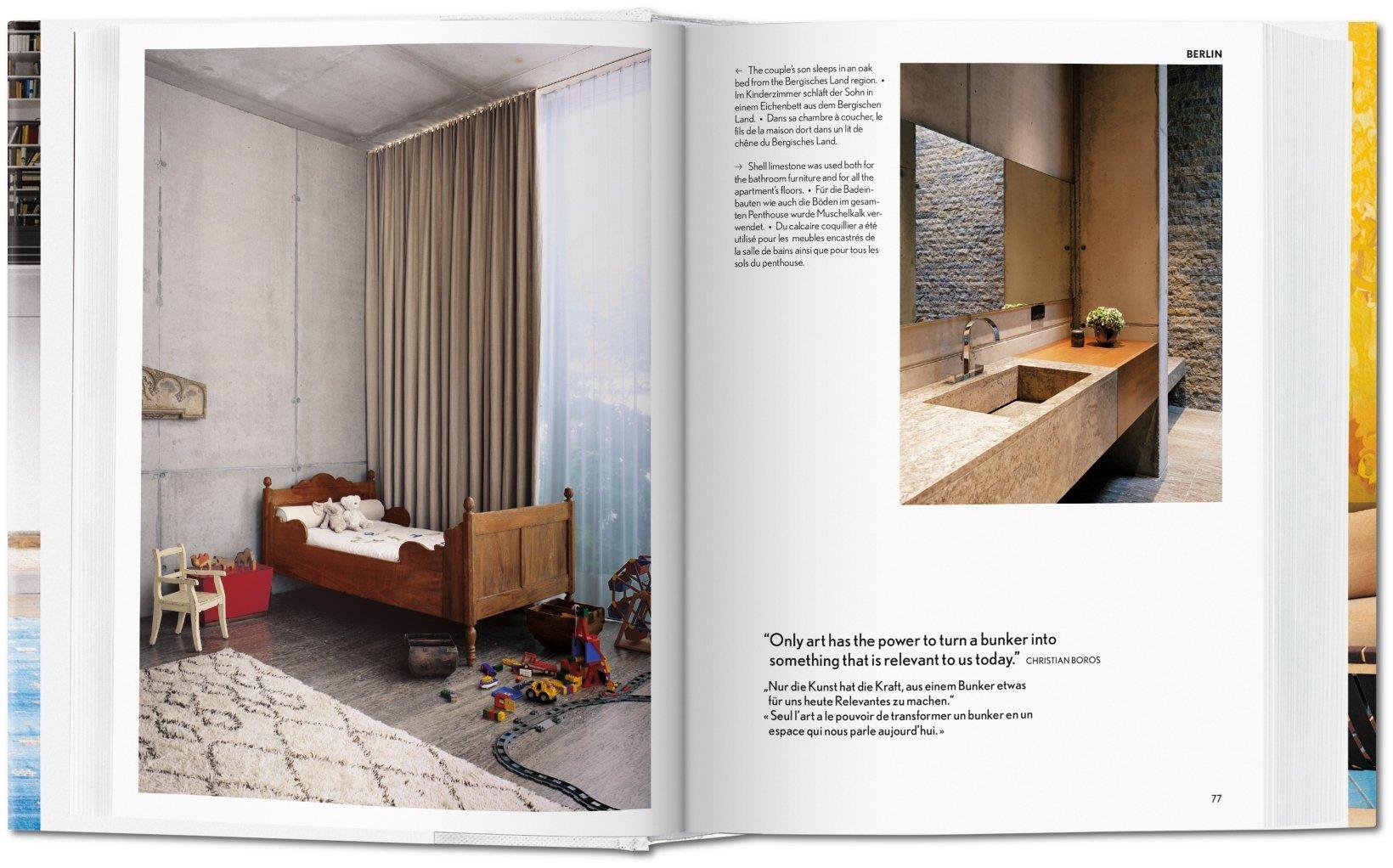 100 Interiors Around The World Bibliotheca Universalis TASCHEN 9783836557269 Amazon Books