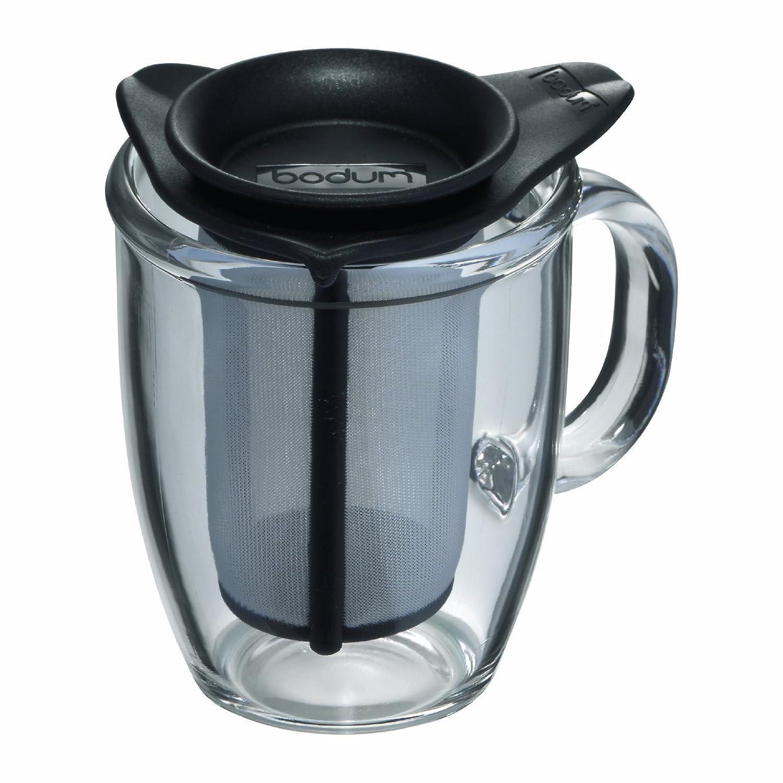 Amazon.com: Bodum YoYo 13-Ounce Tea Infuser Set: Kitchen & Dining