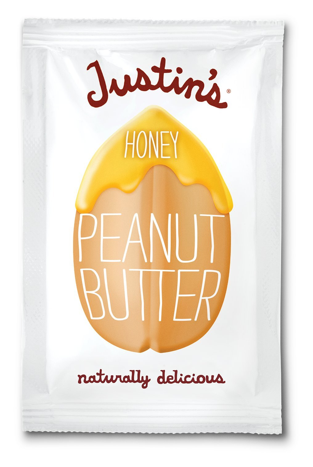 Justin's Peanut Butter, Squeeze Packs, Honey, 1.15 Ounce, 10 Count