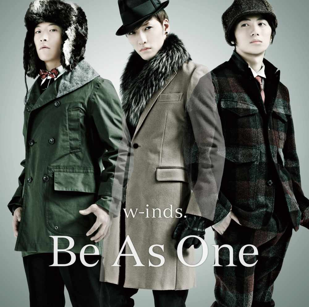 BE AS ONE/LETS GET IT ON(CD+DV...