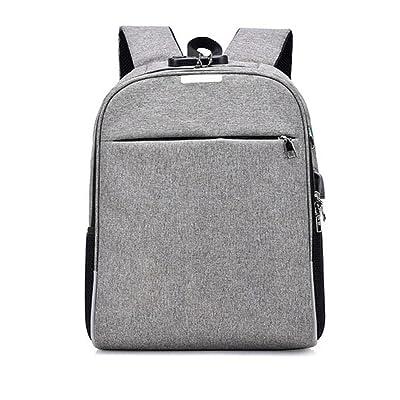 WWQY Backpack Laptop Bag 15.6 Business Rucksack School Bag Water-resistant Casual Daypack for Men Women Teenager
