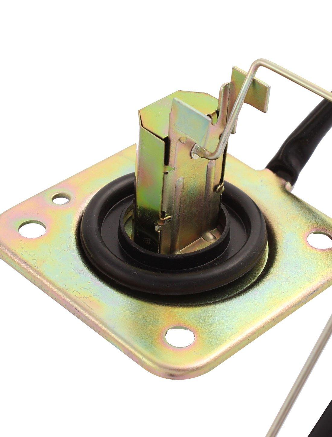 sourcingmap Sensor de Nivel de Combustible Motocicleta En Par 56Omm Longitud Combustible Gasolina Tanque Flotador: Amazon.es: Coche y moto