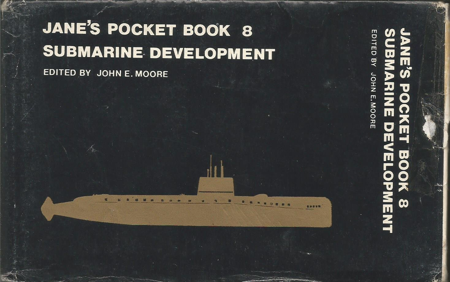Jane's Pocket Book of Submarine Development (Jane's pocket book ; 8)