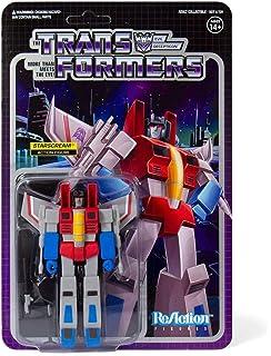 Transformers Wave 2 Rumble Reaction Figure Retro Articulated Super 7 CHOP