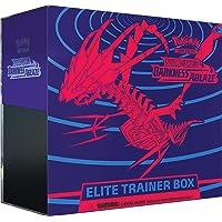 Pokémon TCG: Sword & Shield Darkness Ablaze Elite Trainer Box, Multicolor