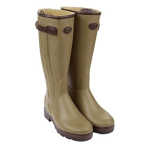 low priced 55f0d 8f8a0 Le Chameau, Stivali da Caccia Uomo: Amazon.it: Scarpe e borse