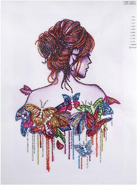 5D Diamond Drill DIY Painting Embroidery Cross Stitch Craft Art Home Decor New