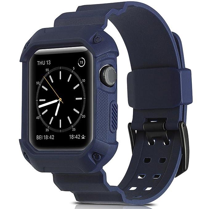 Amazon.com: Camyse - Funda para Apple Watch, resistente a ...