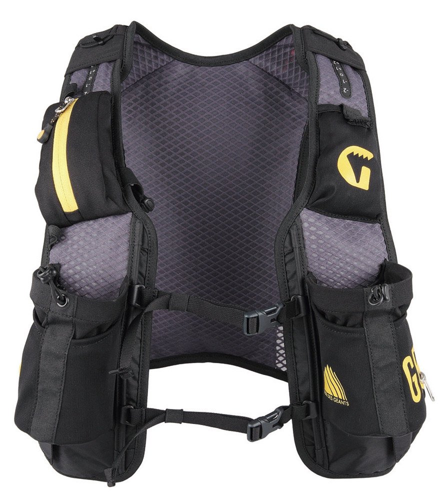 Amazon.com : GRIVEL Mountain Runner Comp 5 Backpack Black One Size : Sports & Outdoors