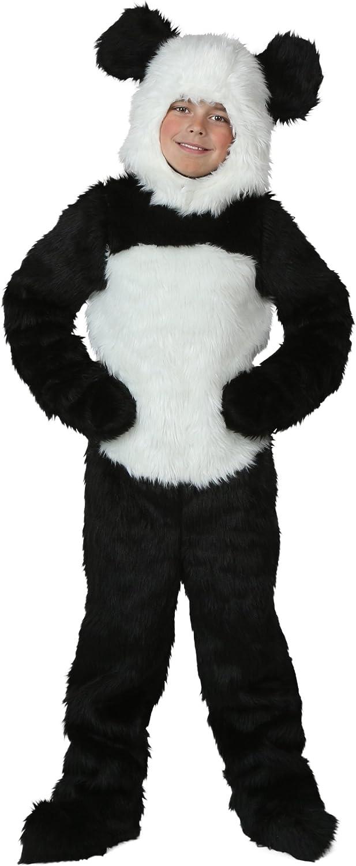 Diversión trajes niños niño Deluxe disfraz de oso panda: Amazon.es ...
