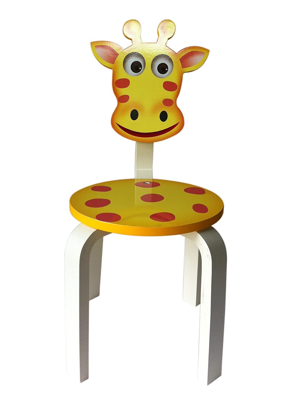 Amazoncom Inskeppa Giraffe Table and Chairs Set Kids Furniture
